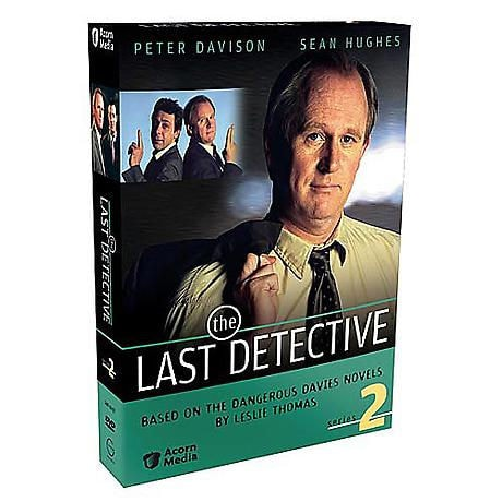 The Last Detective: Series 2 DVD
