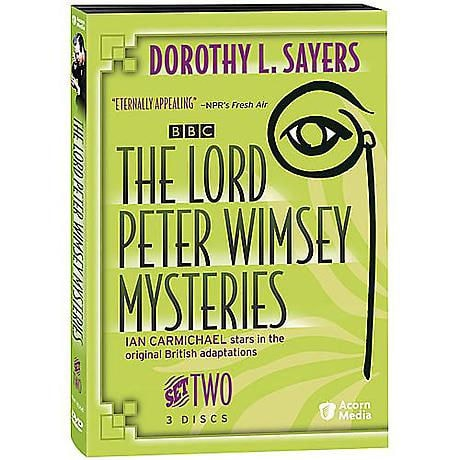 The Lord Peter Wimsey Mysteries: Set 2 DVD