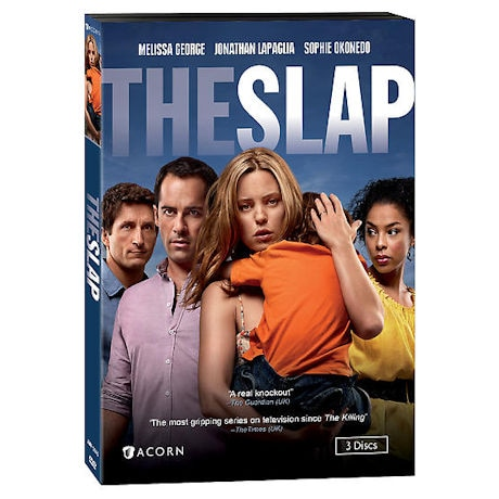 The Slap DVD