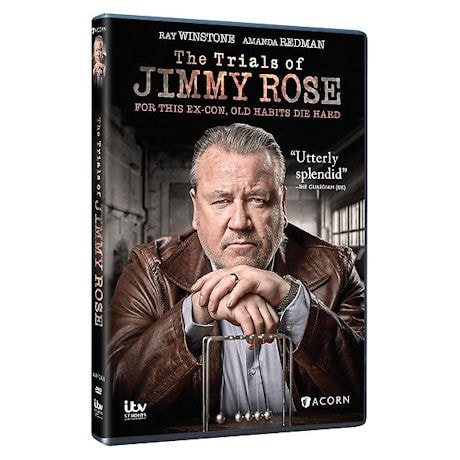 The Trials of Jimmy Rose DVD