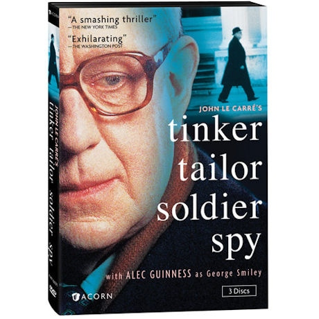 Tinker, Tailor, Soldier, Spy Season 3 DVD & Blu-ray