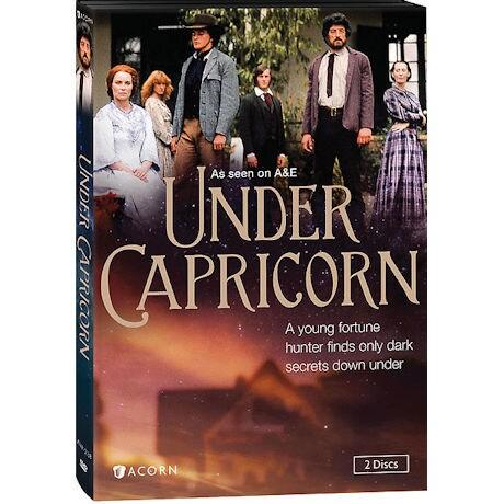 Under Capricorn DVD