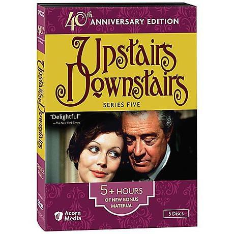Upstairs, Downstairs: Series 5 DVD
