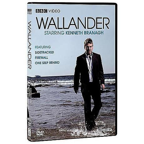 Wallander: Season 1 DVD
