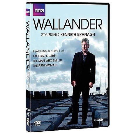 Wallander: Season 2 DVD