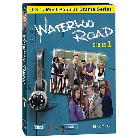 Waterloo Road: Series 1 DVD
