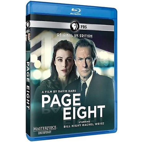 Page Eight  DVD & Blu-ray