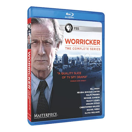 Worricker: The Complete Series