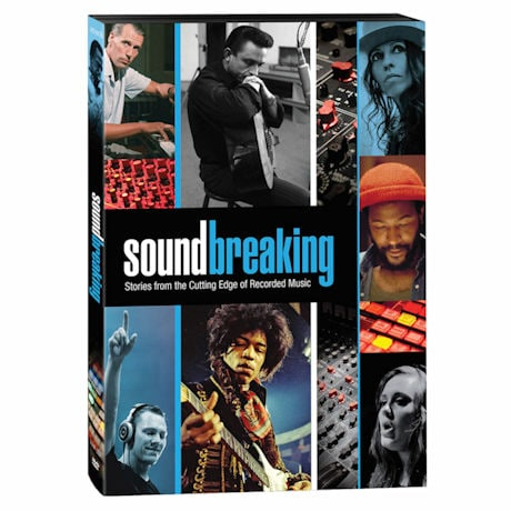 Soundbreaking: Stories from the Cutting Edge of Recorded Music DVD & Blu-ray