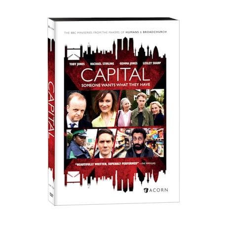 Capital DVD