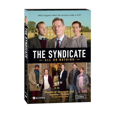 The Syndicate: Series 2 - All or Nothing DVD