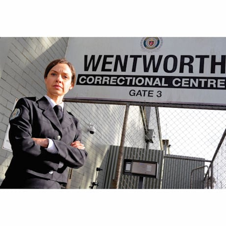 Wentworth: Season 1 DVD