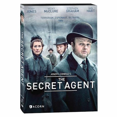 The Secret Agent DVD