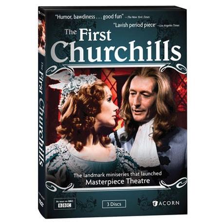 The First Churchills DVD