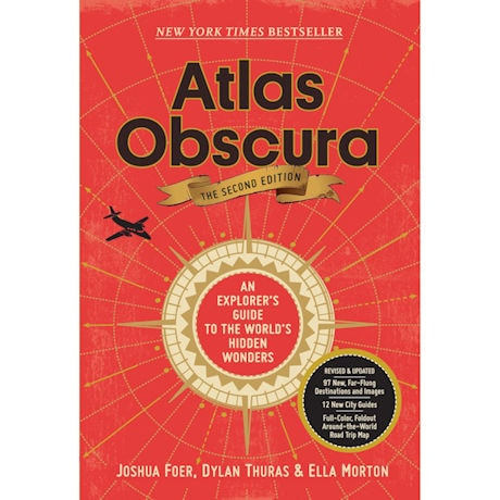 Atlas Obscura 2nd Edition