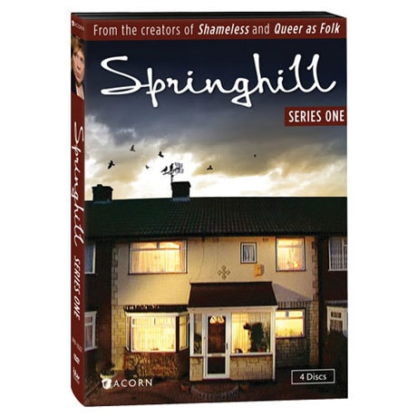 Springhill: Series 1 DVD