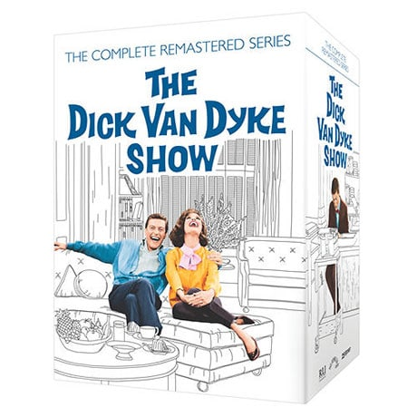 The Dick Van Dyke Show: The Complete Remastered Series DVD