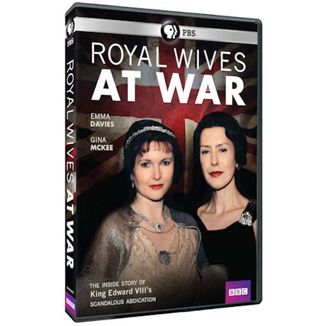 Royal Wives at War DVD