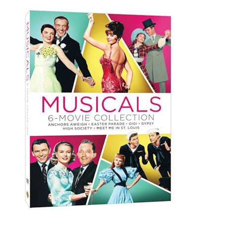 Musicals Collection DVD