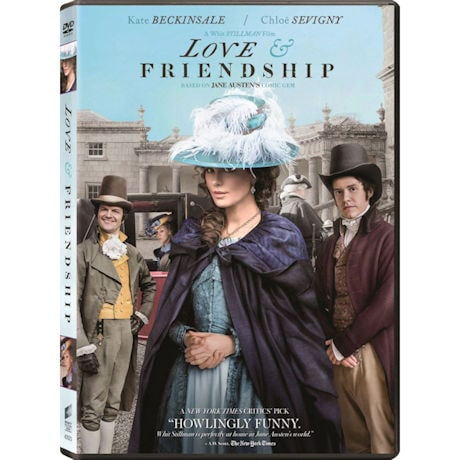 Love & Friendship DVD