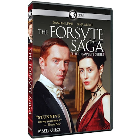 The Forsyte Saga: The Complete Series DVD