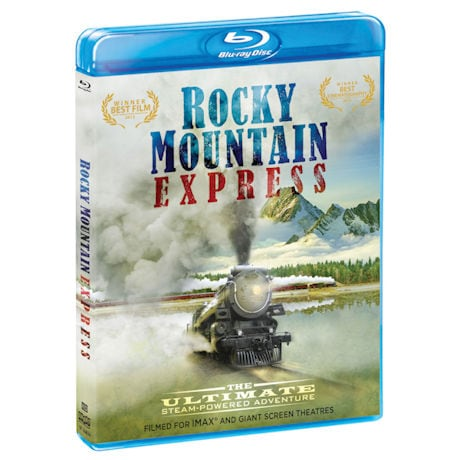 Rocky Mountain Express (IMAX) Blu-ray