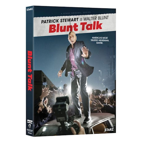 Blunt Talk: Season 1 DVD
