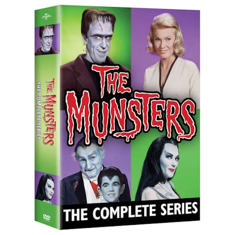 The Munsters: The Complete Series DVD