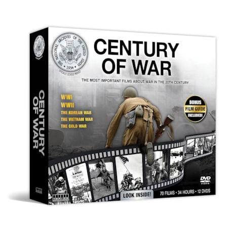 Century of War DVD