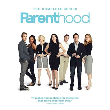 Parenthood: The Complete Series DVD