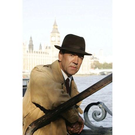 Jericho of Scotland Yard DVD