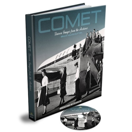 Comet: Unseen Images From the Archives DVD