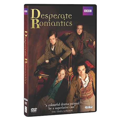 Desperate Romantics S/2 DVD