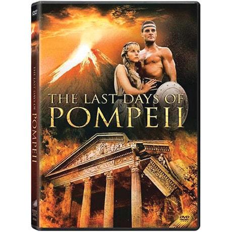 The Last Days of Pompeii Mini-Series S/2 DVD