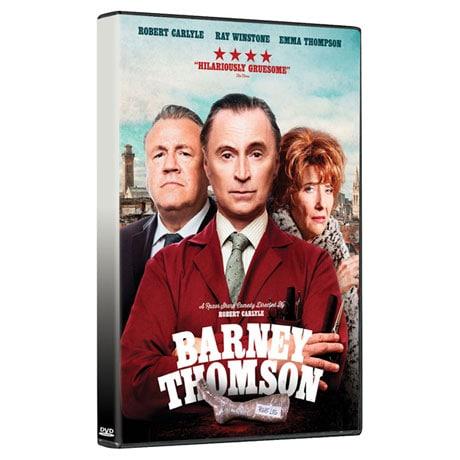 Barney Thomson DVD