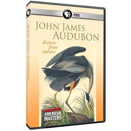 John James Audubon: Drawn from Nature