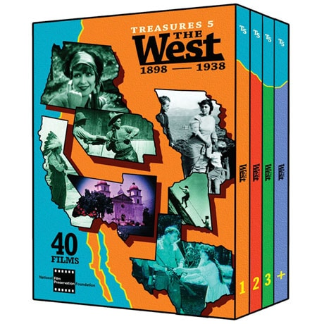 Treasures 5: The West: 1898-1938