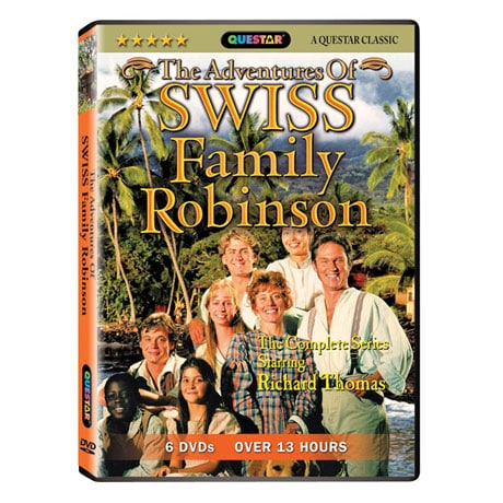 The Adventures of Swiss Family Robinson: The Complete Series