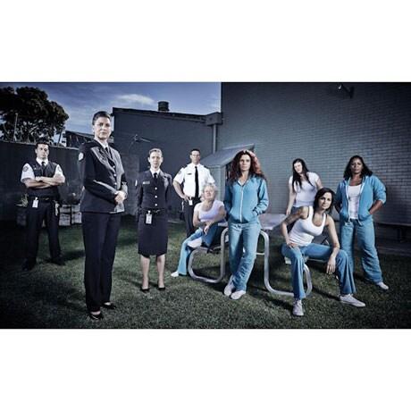 Wentworth: Season 3 DVD