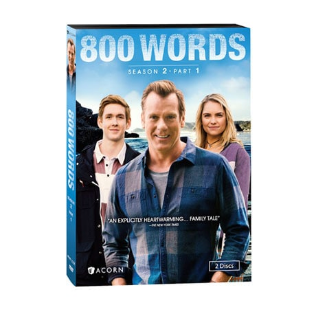 800 Words: Season 2, Part 1 DVD