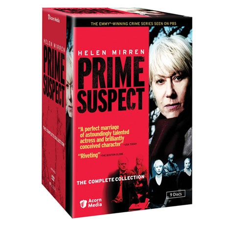Prime Suspect: Complete Collection DVD