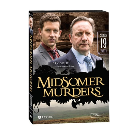 Midsomer Murders Series 19 part 1