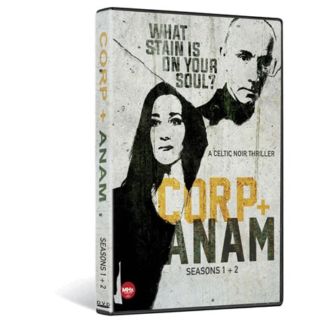 Corp + Anam: Seasons 1 and 2 DVD