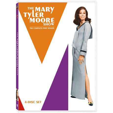 The Mary Tyler Moore Show: The Complete First Season DVD