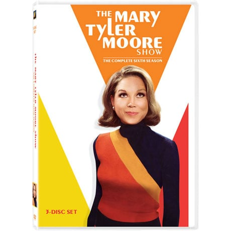 The Mary Tyler Moore Show: The Complete Sixth Season DVD