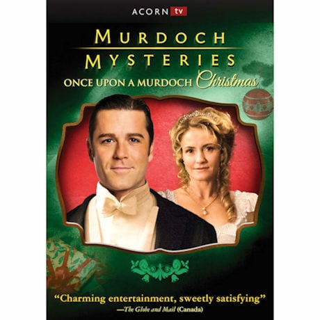 Once Upon A Murdoch Christmas DVD & Blu-ray