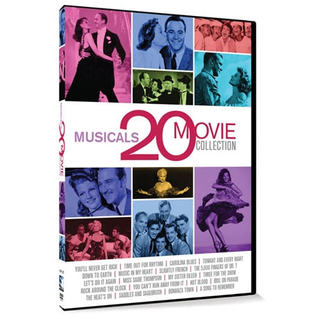 20 Movie Musicals Collection
