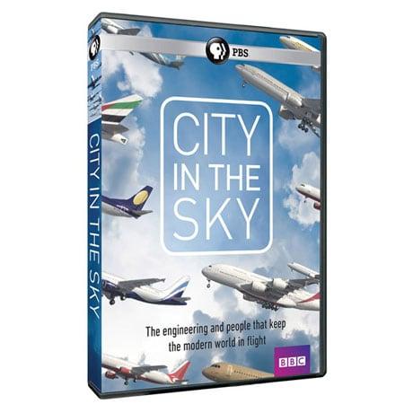 City in the Sky DVD