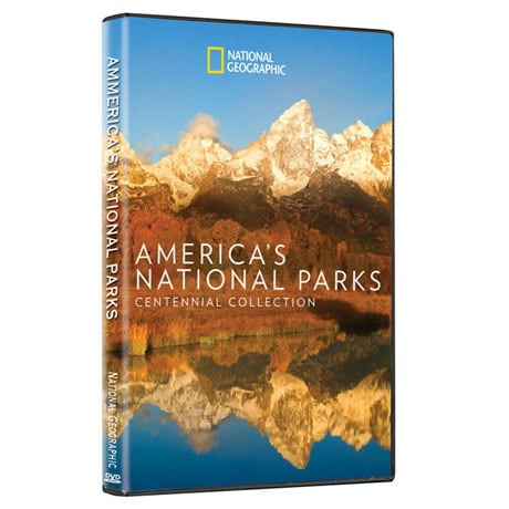 National Geographic: America's National Parks Centennial Collection