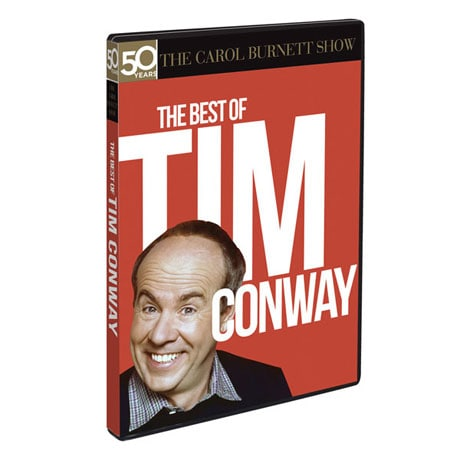 The Best of Tim Conway DVD